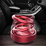 Best Car Perfumes - Kardeck Solar Power Rotating Car Air Freshener Perfume Review