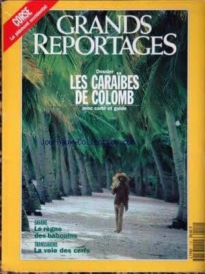 GRANDS REPORTAGES [No 114] du 01/07/1991