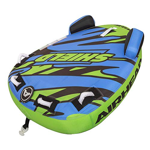 Airhead Shield | 1-2 Person Towable Tube for Boating