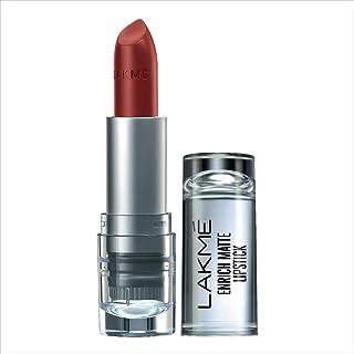 Lakme Enrich Matte Lipstick, BM14, 4.7 g