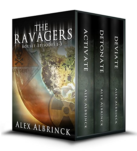 The Ravagers Box Set: Episodes 1-3 (English Edition)