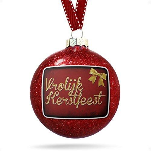 Tiukiu Feliz Navidad en holandés de Bélgica, Países Bajos