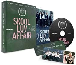 Skool Luv Affair Incl. 115-page photobook and one random photocard