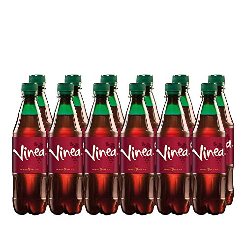 Vinea rote Weintrauben Pack (12 x 0,5 Liter)