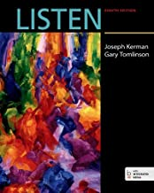 By Joseph Kerman Listen (Eighth Edition) [Paperback]