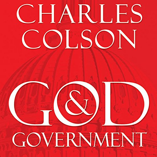 God and Government audiobook cover art