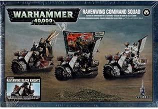 Games Workshop Dark Angels Ravenwing Command