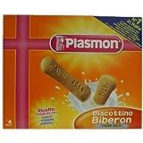 3x PLASMON biberon Kinderkekse für Babyflasche kuchen cookies ab 4 Monaten 450gr