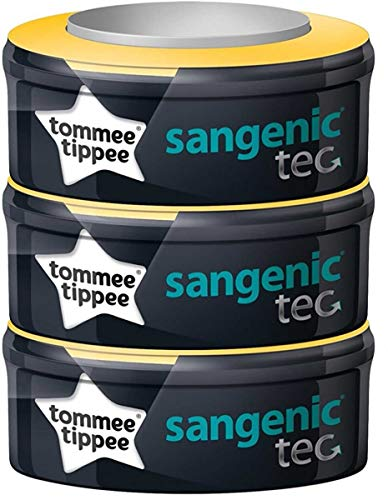 Sangenic-Recharge Multipack Tec X3