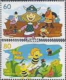 Prophila Collection BRD (BR.Deutschland) 3576-3577 (kompl.Ausg.) 2020 Helden der Kindheit - Wickie, Biene (Briefmarken für Sammler) Comics