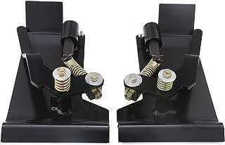 Skid Steer Quick Tach Conversion Adapter Latch Box Weld On QTK