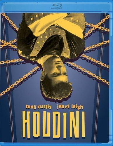 Houdini Blu ray product image