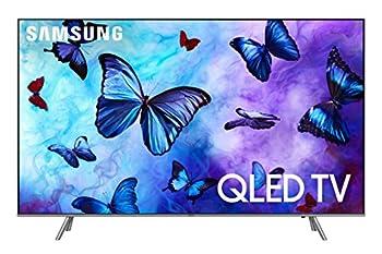 Samsung QN82Q6 Flat 82  QLED 4K UHD 6 Series Smart TV 2018