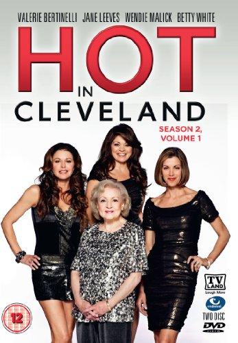 Hot in Cleveland - Season 2 Volume 1 [DVD] [UK Import]