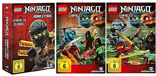 LEGO Ninjago - Staffel 1-7