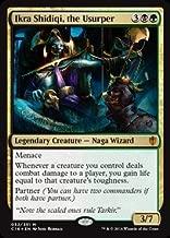 Magic: the Gathering - Ikra Shidiqi. the Usurper (032/351) - Commander 2016 - Foil