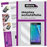 dipos I 6X Schutzfolie klar kompatibel mit Samsung Z3 Folie Bildschirmschutzfolie