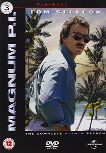 Magnum Pi Series 8 Box Set [UK Import]