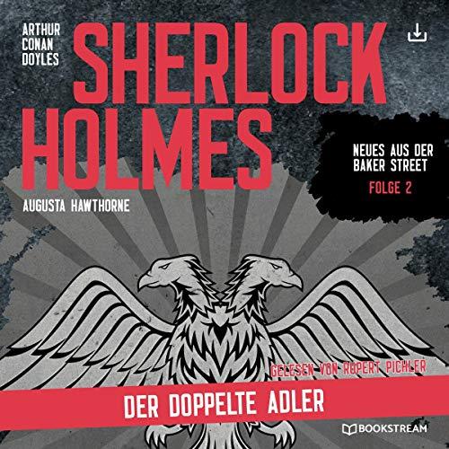 Sherlock Holmes - Der doppelte Adler Titelbild
