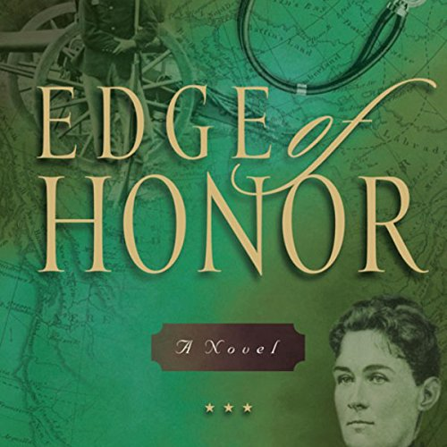 Edge of Honor audiobook cover art