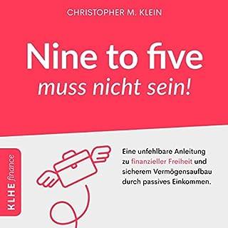 Nine-to-five muss nicht sein! Titelbild