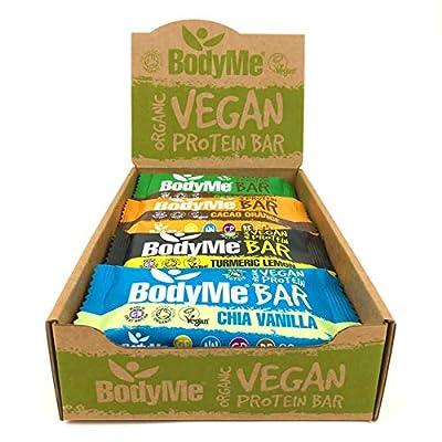 BodyMe Barritas Proteinas Veganas