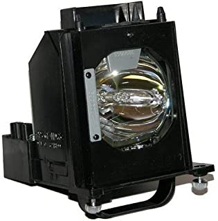 Projector Lamp Assembly with Osram Neolux Bulb Inside. HL-S4666W Samsung DLP TV Lamp Replacement