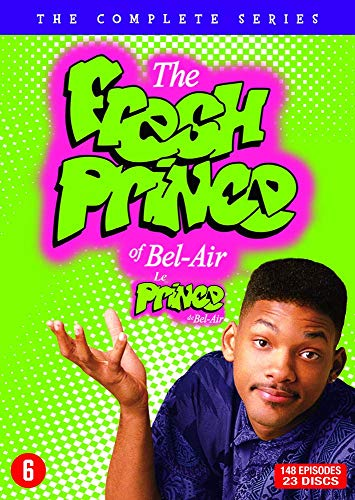 Fresh prince of Bel Air - Complete collection