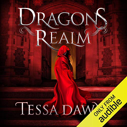 Dragons Realm audiobook cover art