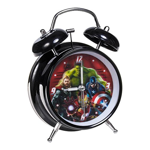 Marvel Comics Avengers Wecker