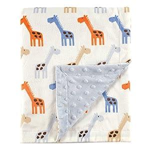 Hudson Baby Unisex Baby Plush Blanket