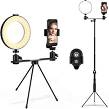 dimmable ring light uk
