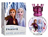 Frozen II Eau de Toilette Natural Spray, Anna & Elsa Parfüm, 30ml