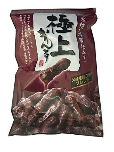 山脇製菓『極上黒糖かりんとう』