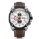 Reloj Hombre Relojes Simplemente Negro Blanco Diseño Sport Reloj Impermeable Reloj Hombre Reloj Masculino Reloj Hombre