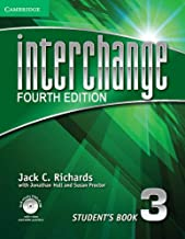 Interchange Level 3 Student's Book with Self-study DVD-ROM and Online Workbook Pack (Interchange Fourth Edition)