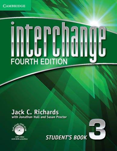 Interchange 3 - Student´s Book With Online Workbook - 04 Edition