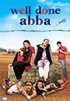 Well Done Abba (2009) (Hindi Film / Bollywood Movie / Indian Cinema DVD)