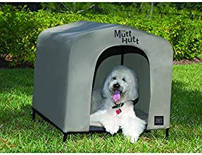 ZEEZ Mutt Hutt Dog House Large (84x73x80cm), 1 Count
