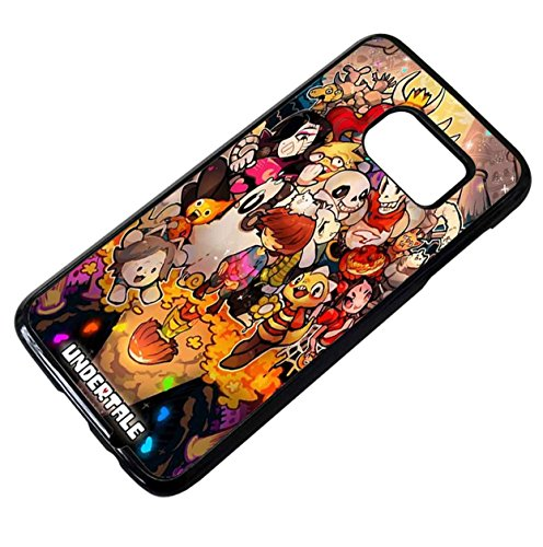 Awesome Undertale Samsung Galaxy S7 Case White Plastic UI