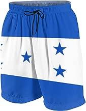 TUOP-TV Honduras Flags Teens Swim Trunks Board Shorts Sports Running Shorts Pajama Pants