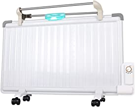 1600W De Ahorro De Energía De Bajo Ruido Radiador De Calefacción, Ultra-delgado Impermeable Y Ecológico Constante La Temperatura Del Aceite De Calefacción, Usado En Cuarto De Baño Salón, Blanca