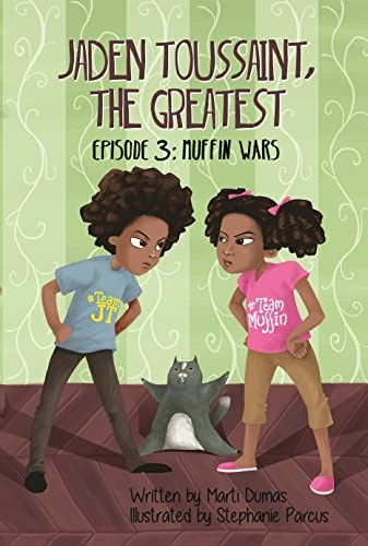 Jaden Toussaint the Greatest Episode 3 Muffin Wars product image