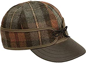 Stormy Kromer ORIGIAL with Leather