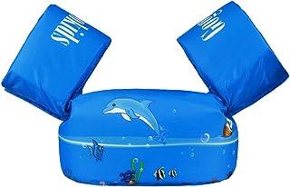 comprar comparacion Chaleco de Natación para Niños Niñas Brazo Flotadores Flotación Mangas Natación Entrenadores Manguitos de Flotante