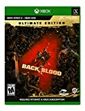 Back 4 Blood: Ultimate Edition for Xbox Series X & Xbox One [USA]