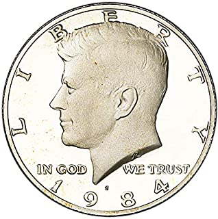 1981 S Proof Kennedy Type 2 Half Dollar PF50