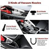Zoom IMG-2 nwouiiay aspirapolvere per auto 120w