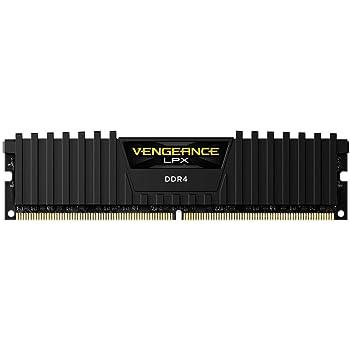 Corsair Vengeance LPX - Memoria interna de 16 GB (1 x 16 GB), DDR4, color Negro