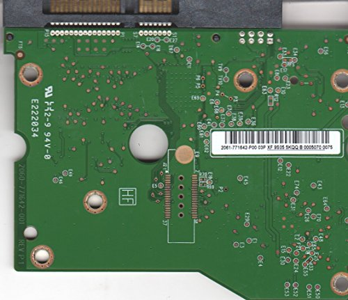 WD2002FYPS-01U1B1, 2061-771642-P00 03P, WD SATA 3.5 PCB